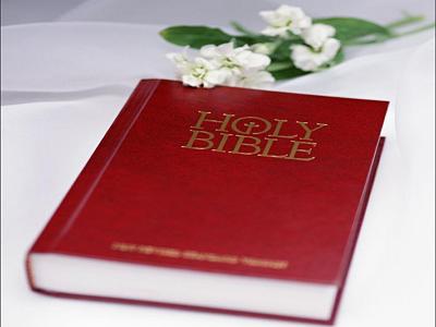 救恩的答案在于圣经