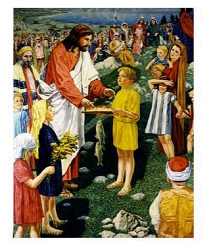 圣经人物以撒(上帝的教会)